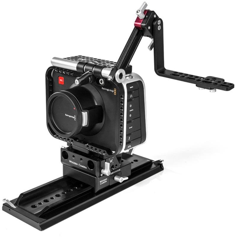 Wooden Camera UVF LCD Bracket