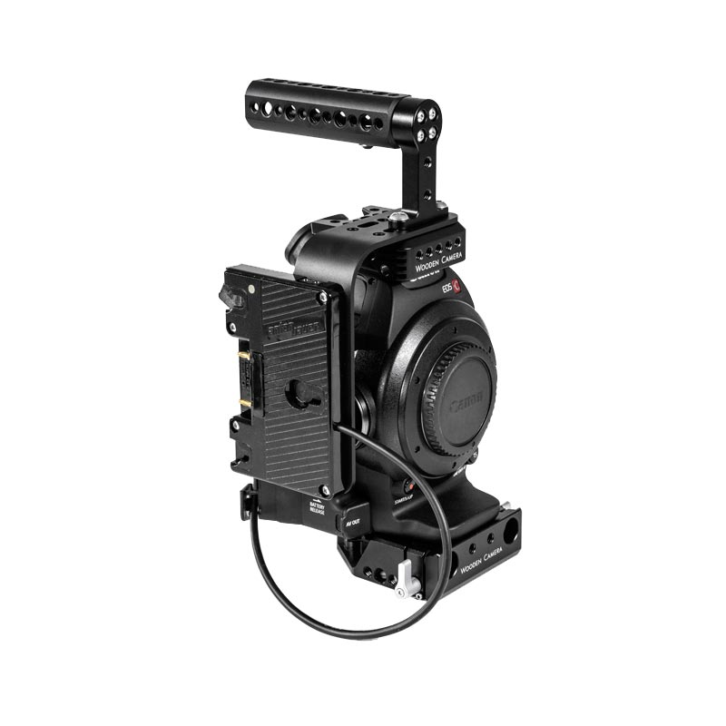 Wooden Camera Accessory L Bracket