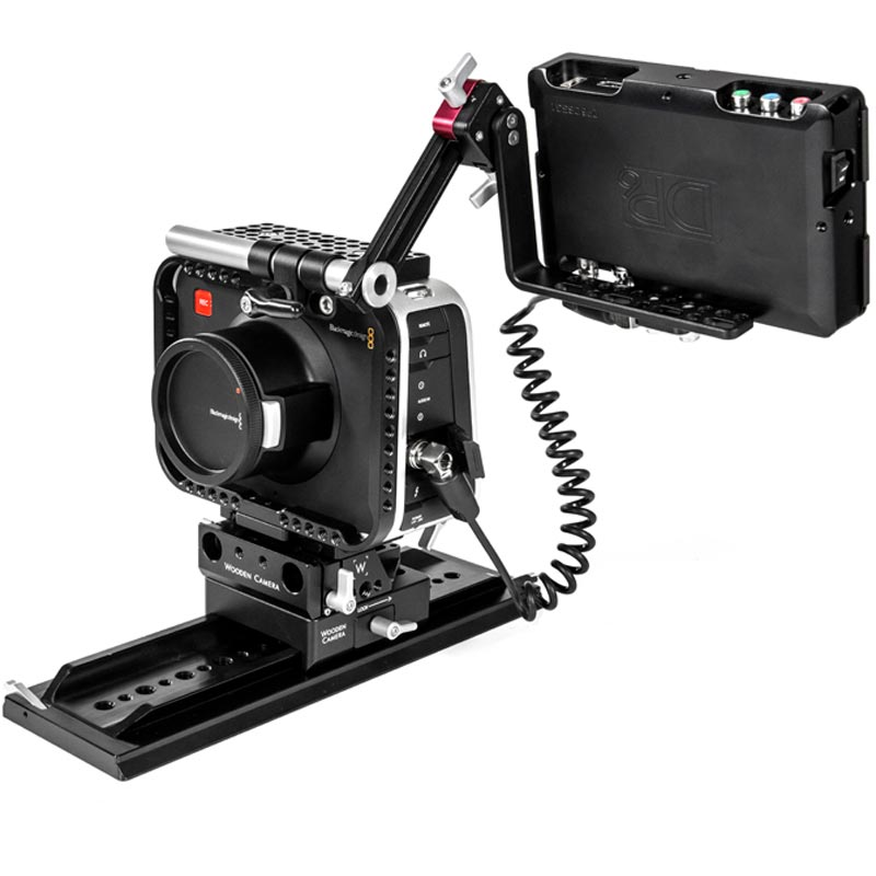 Wooden Camera UVF Mount LCD Kit