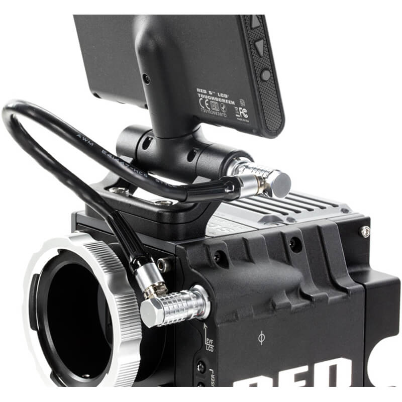 Wooden Camera LCD | EVF Cable (RED, R-R, 12