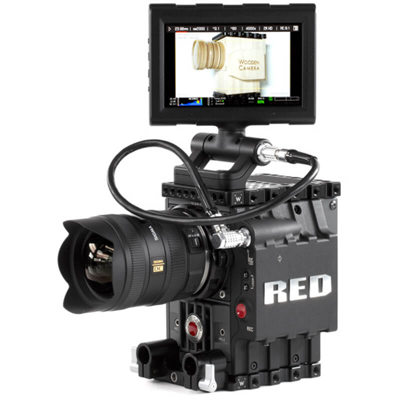 Wooden Camera LCD | EVF Cable (RED, R-S, 18