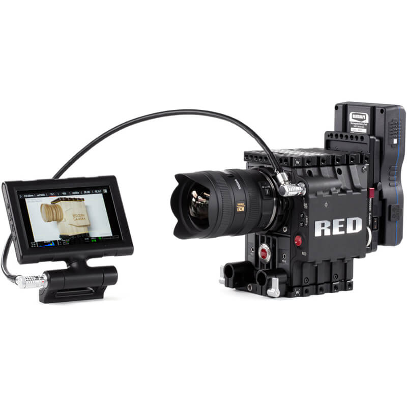 Wooden Camera LCD | EVF Cable (RED, R-R, 24