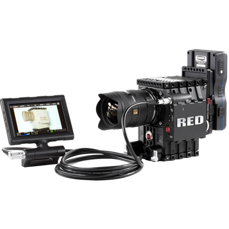 Wooden Camera LCD | EVF Cable (RED, R-S, 120