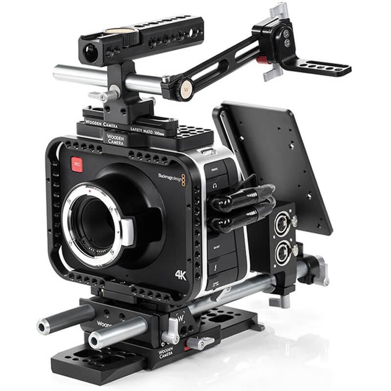 Wooden Camera Nato Handle Kit Plus 100mm Holdan Limited