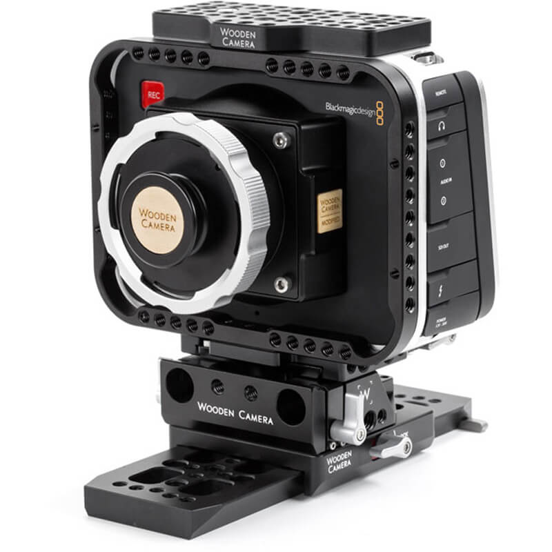 Wooden Camera Interchangeable Mount (BMCC MFT)