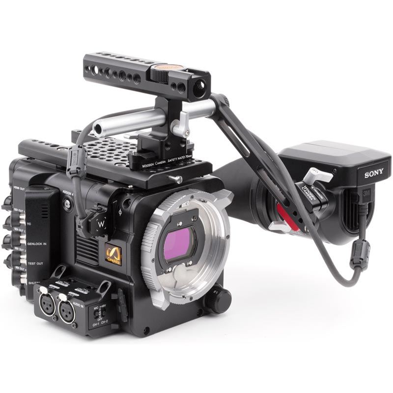 Wooden Camera Sony F55 | F5 Cable Protector
