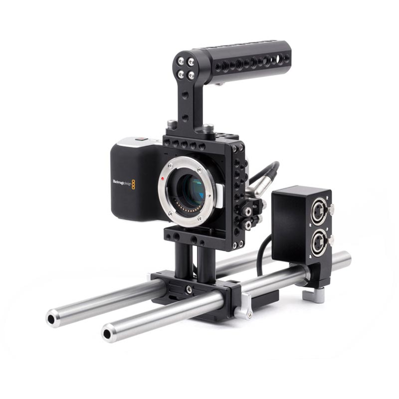 Wooden Camera Blackmagic Pocket Cinema Camera Accessory Kit (Base)