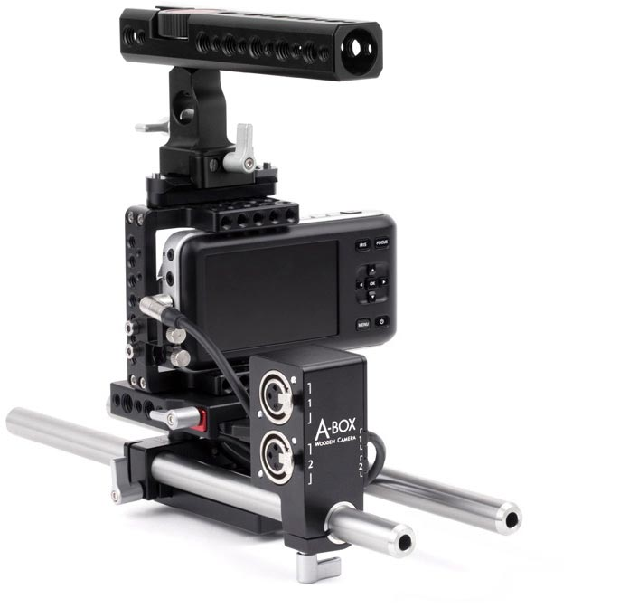 Wooden Camera Blackmagic Pocket Cinema Camera Accessory Kit (Advanced)