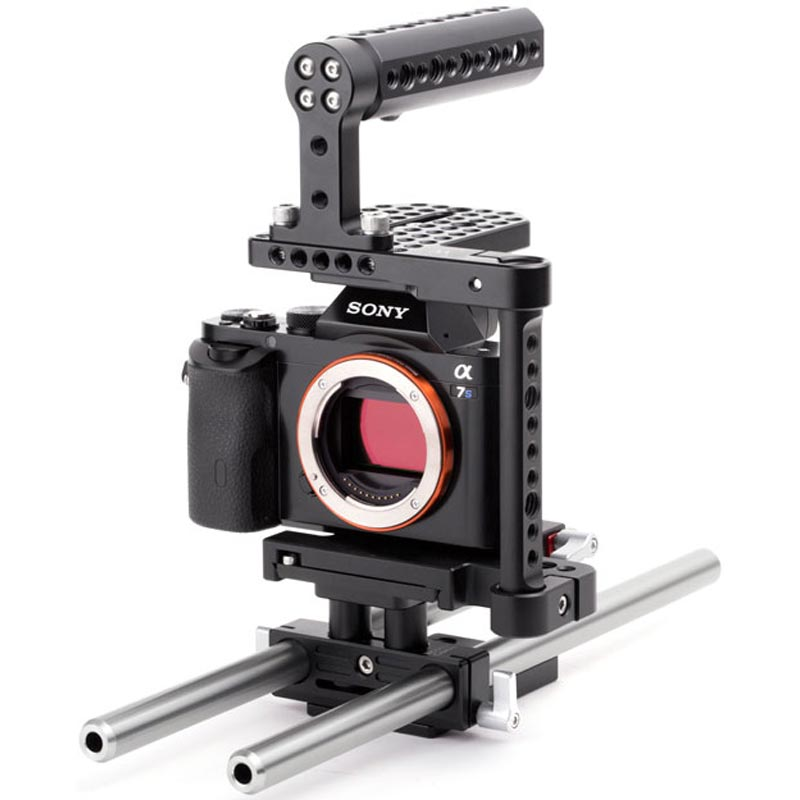 Wooden Camera Sony A7s Accessory Kit (Base)