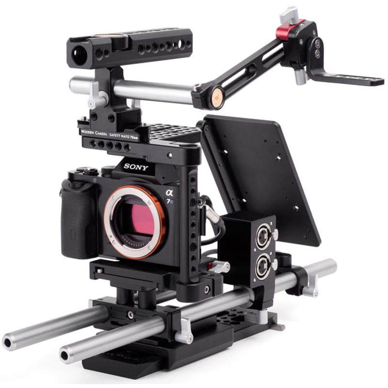 Wooden Camera Sony A7s Accessory Kit (Pro)
