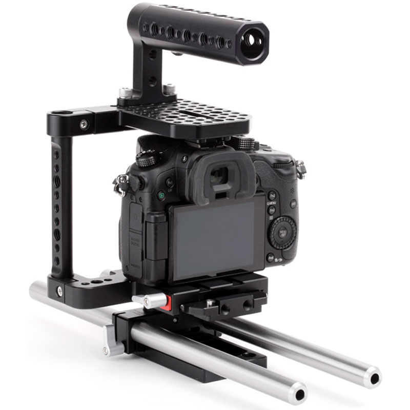 Wooden Camera Panasonic GH4 Accessory Kit (Base)