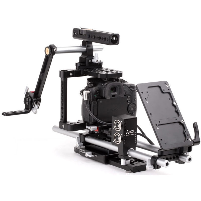 Wooden Camera Panasonic GH4 Accessory Kit (Pro)
