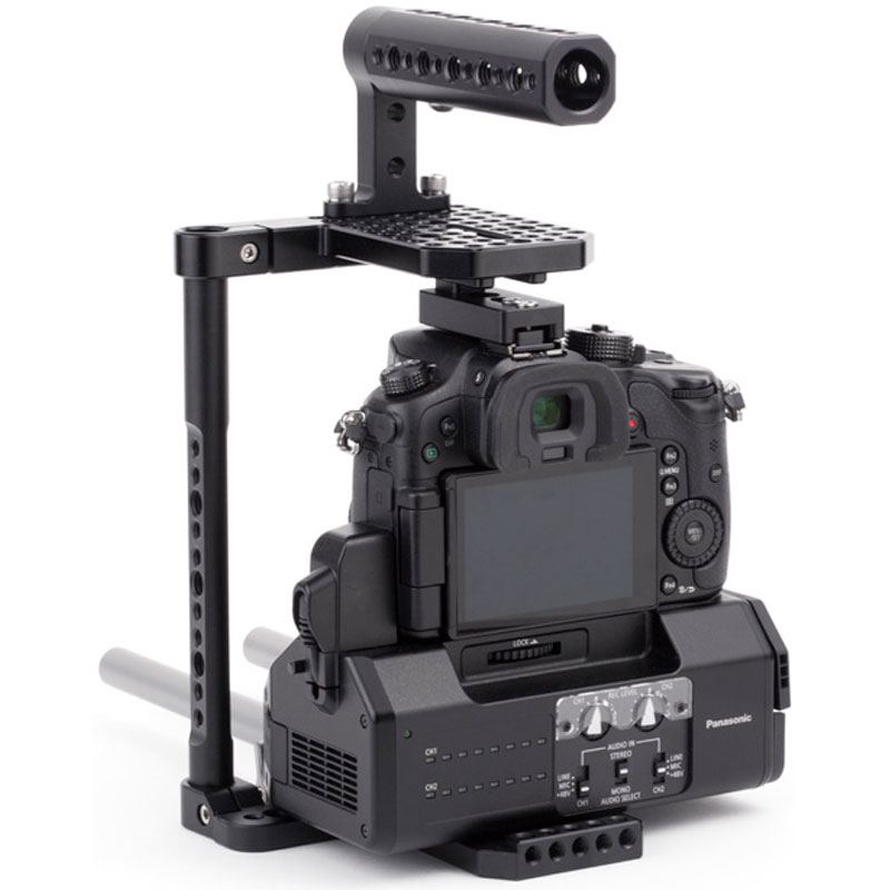 Wooden Camera Panasonic GH4-YAGH Accessory Kit (Base)