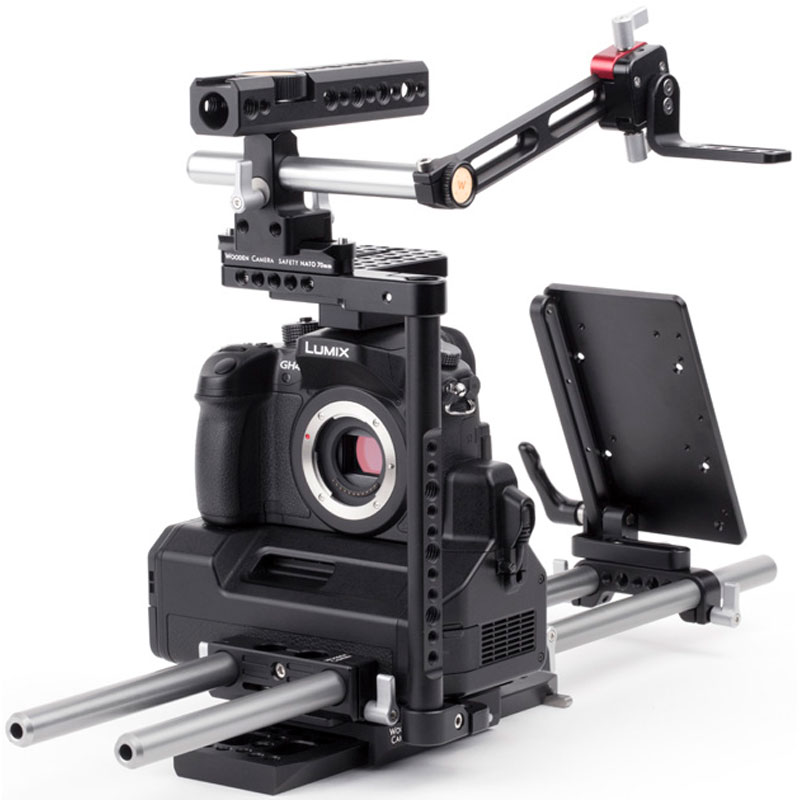 Wooden Camera Panasonic GH4-YAGH Accessory Kit (Pro)