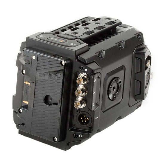 Wooden Camera WC Gold Mount (URSA Mini, URSA)