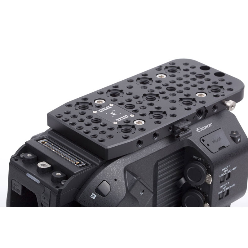 Wooden Camera Top Plate (FS7)