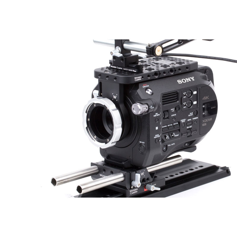 Wooden Camera E-Mount to PL Mount Pro (FS7)