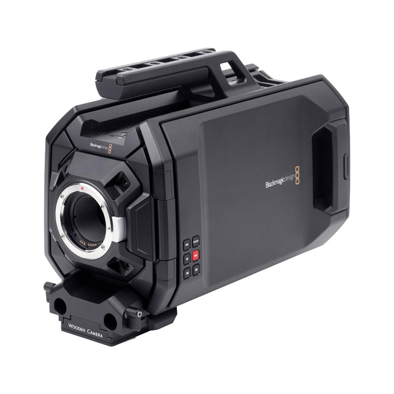 Wooden Camera Blackmagic URSA Accessory Kit (Base)