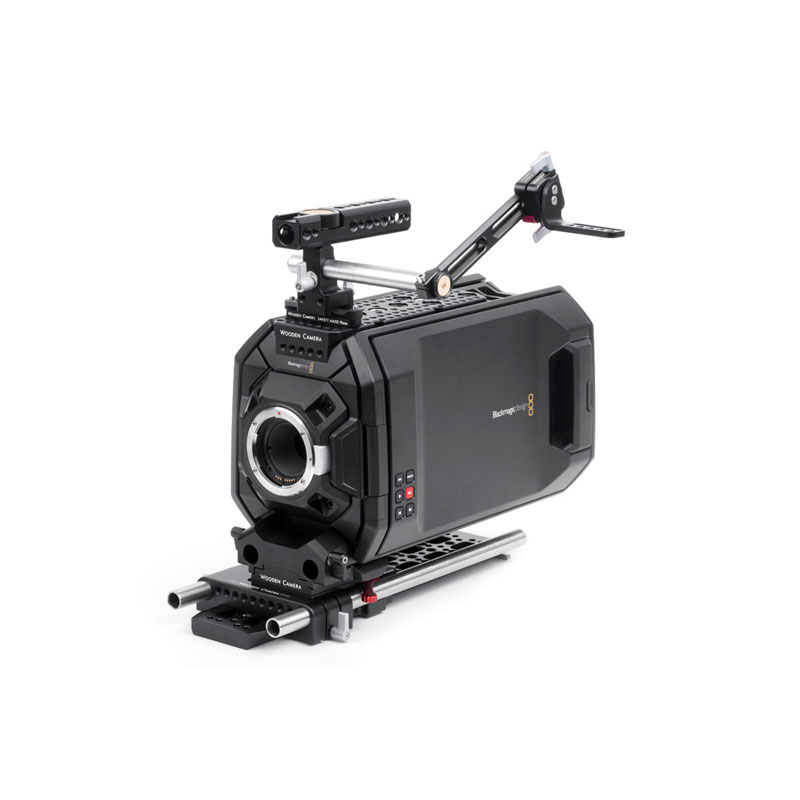 Wooden Camera Blackmagic URSA Accessory Kit (Pro, 15mm Studio)