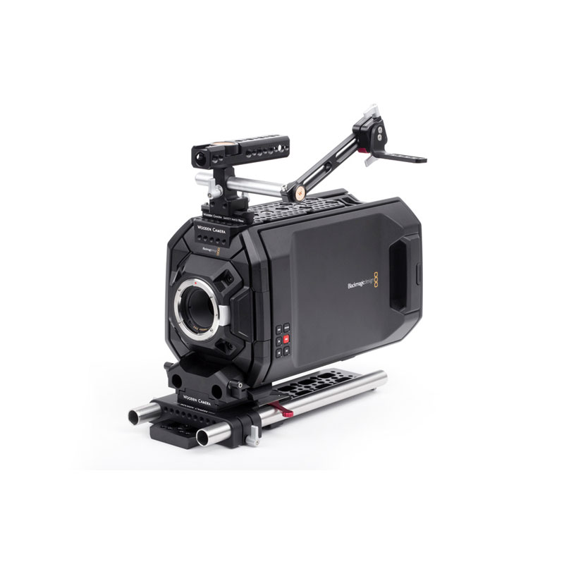 Wooden Camera Blackmagic URSA Accessory Kit (Pro, 19mm)