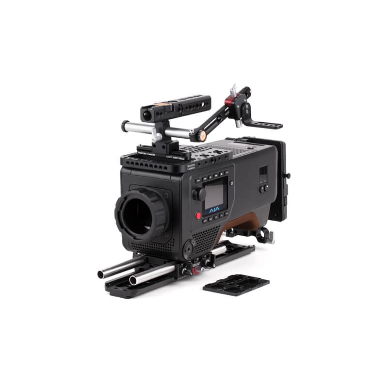 Wooden Camera AJA CION Accessory Kit (Pro, Gold Mount)