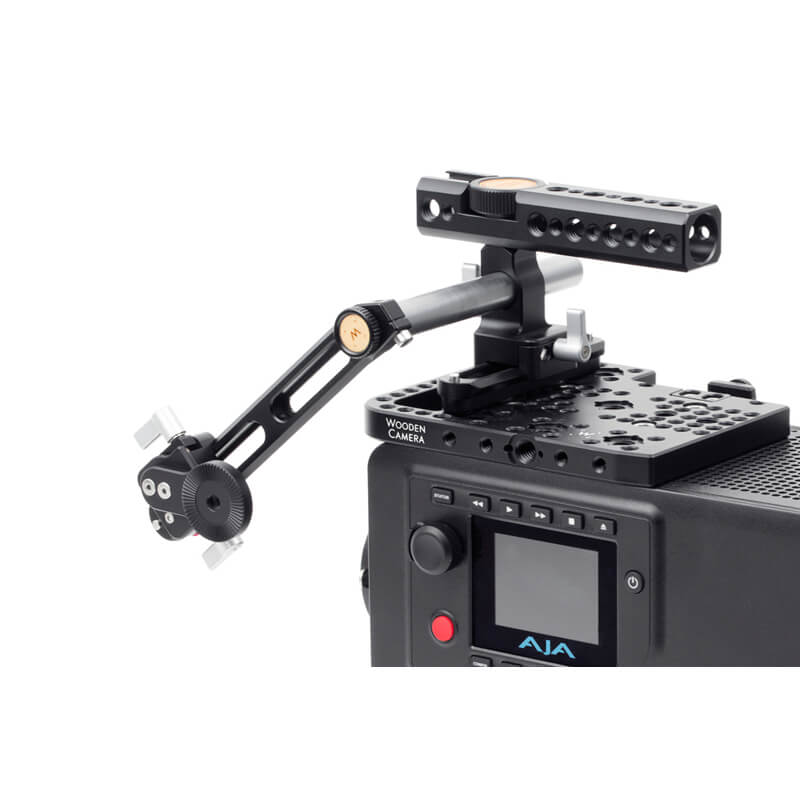 Wooden Camera UVF Mount (ARRI Rosette, No Clamp)