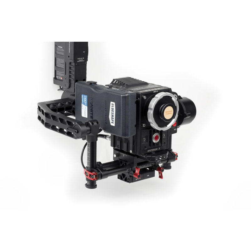 Wooden Camera Gimbal Battery Plate (Dragon | Epic | Scarlet)