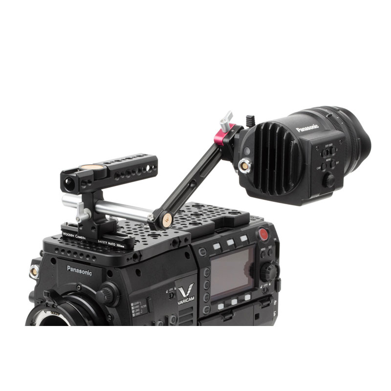 Wooden Camera UVF Mount (VariCam 35, Adapter Only)