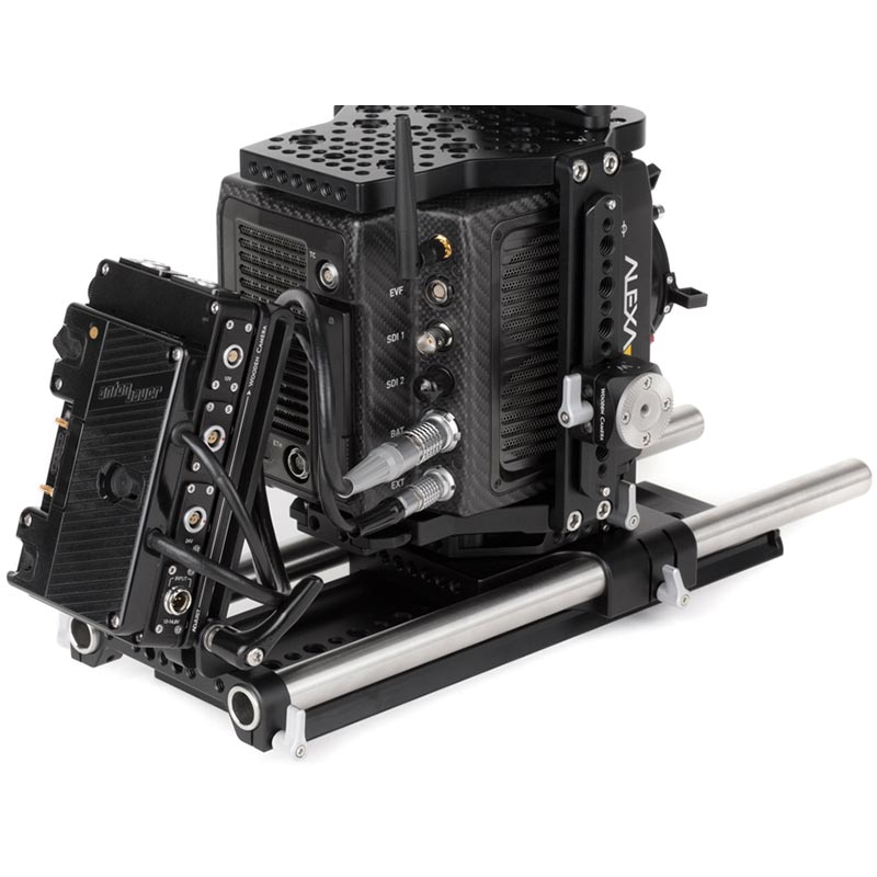 Wooden Camera D-Box (Alexa Mini / LF, Gold Mount)