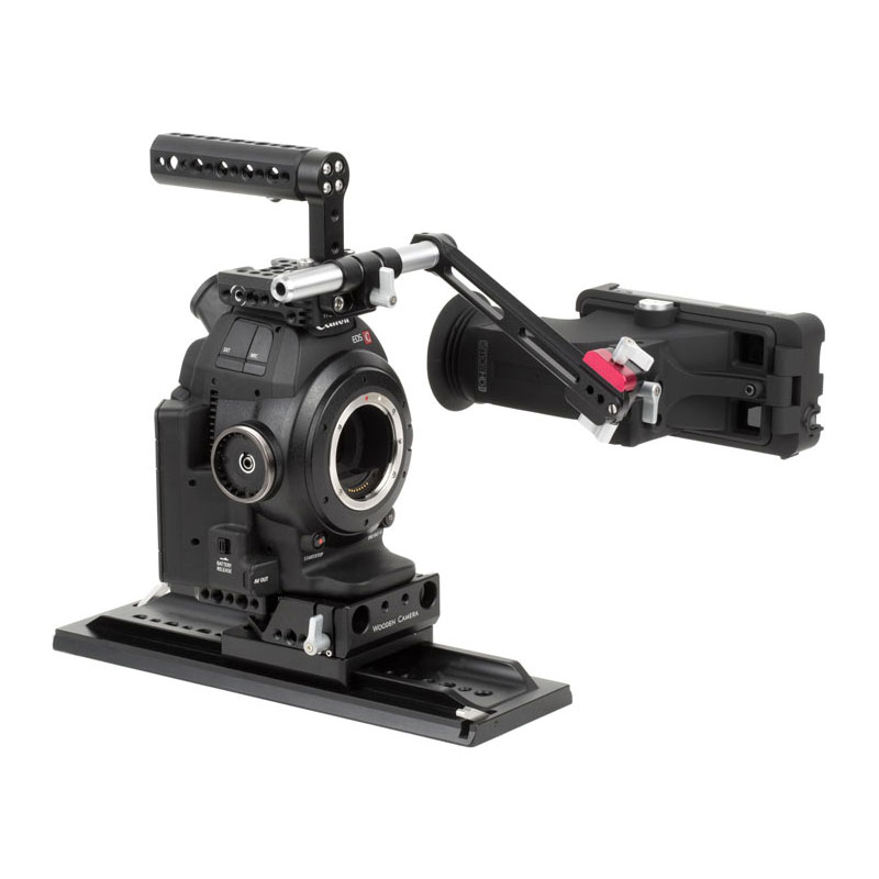 Wooden Camera UVF Mount (NATO Jaws)