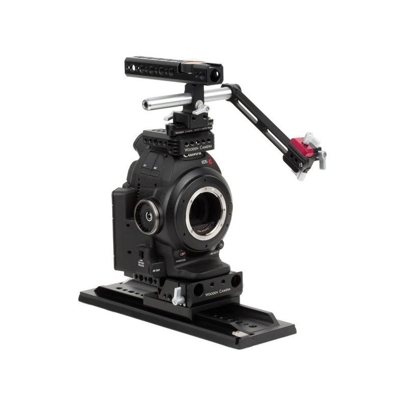 Wooden Camera UVF Mount (NATO Jaws, No Clamp)