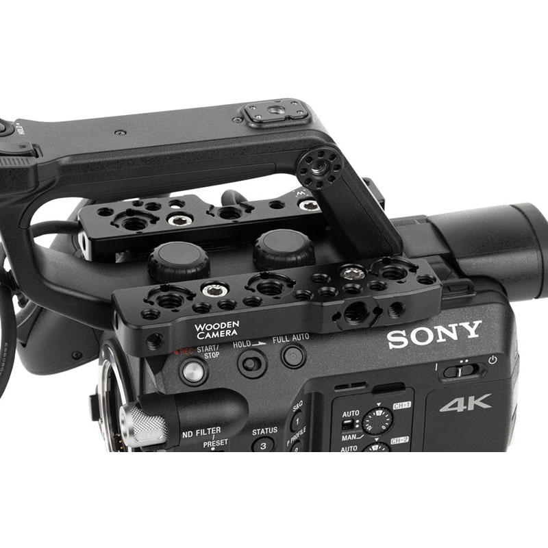 Wooden Camera Top Plate (Sony FS5)
