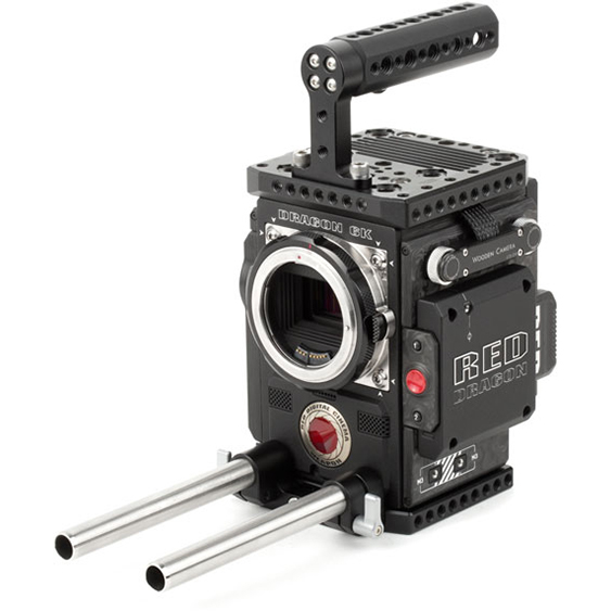 Wooden Camera RED Weapon | Epic-W | Scarlet-W | Raven Accessory Kit (Base)