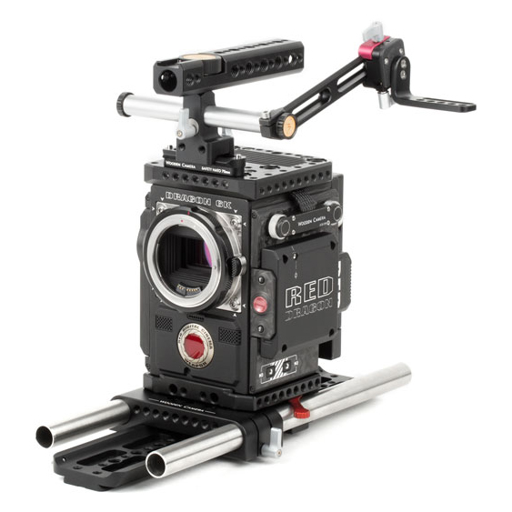 Wooden Camera RED Weapon | Epic-W | Scarlet-W | Raven Accessory Kit (Pro, 19mm)