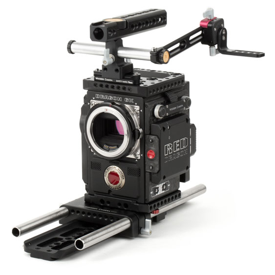 Wooden Camera RED Weapon | Epic-W | Scarlet-W | Raven Accessory Kit (Pro, 15mm Studio)
