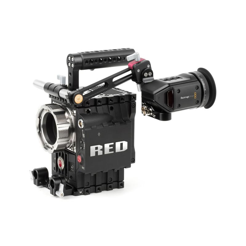 Wooden Camera Blackmagic EVF Modification Kit