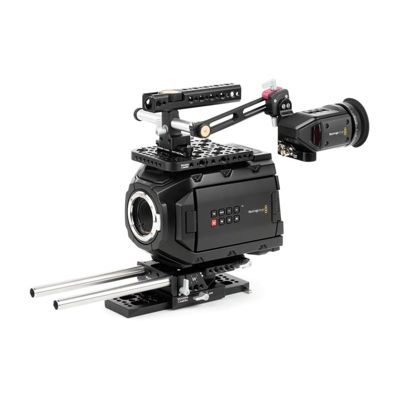 Wooden Camera Blackmagic EVF Modification Kit Plus UVF Mount