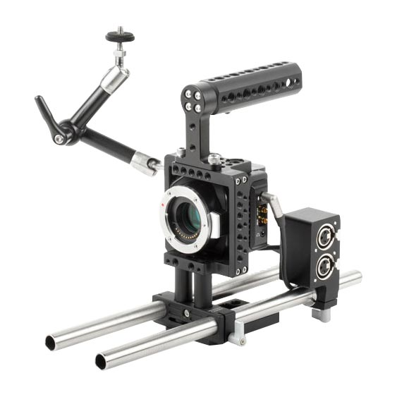 Wooden Camera Blackmagic Micro Cinema Camera Accessory Kit (Base)