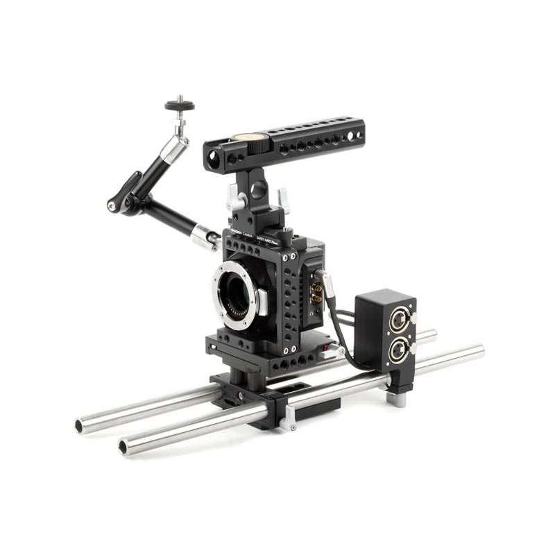 Wooden Camera Blackmagic Micro Cinema Camera Accessory Kit (Advanced)