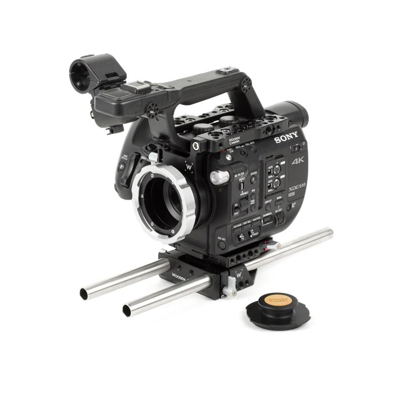 Wooden Camera E-Mount to PL Mount Pro (Sony FS5)