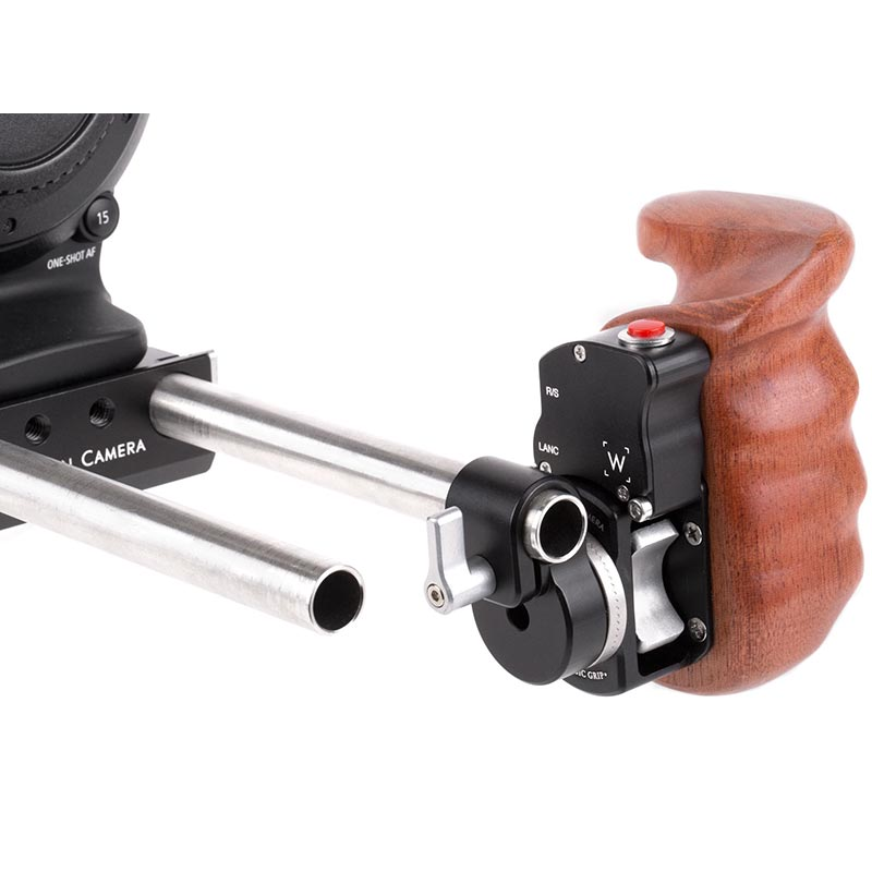 Wooden Camera Wooden Handgrip (Left)