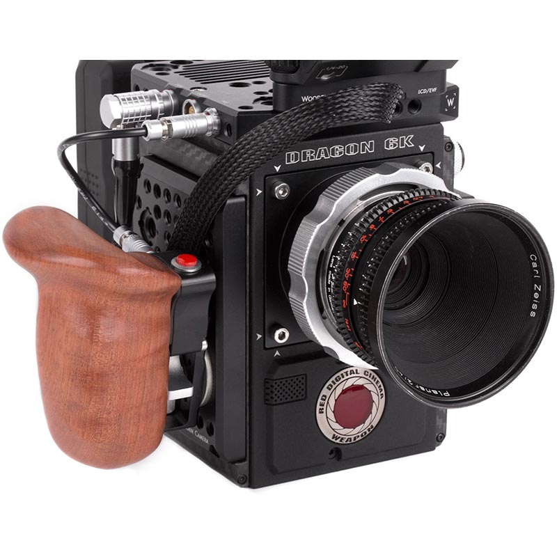 Wooden Camera Wooden Handgrip Trigger Box