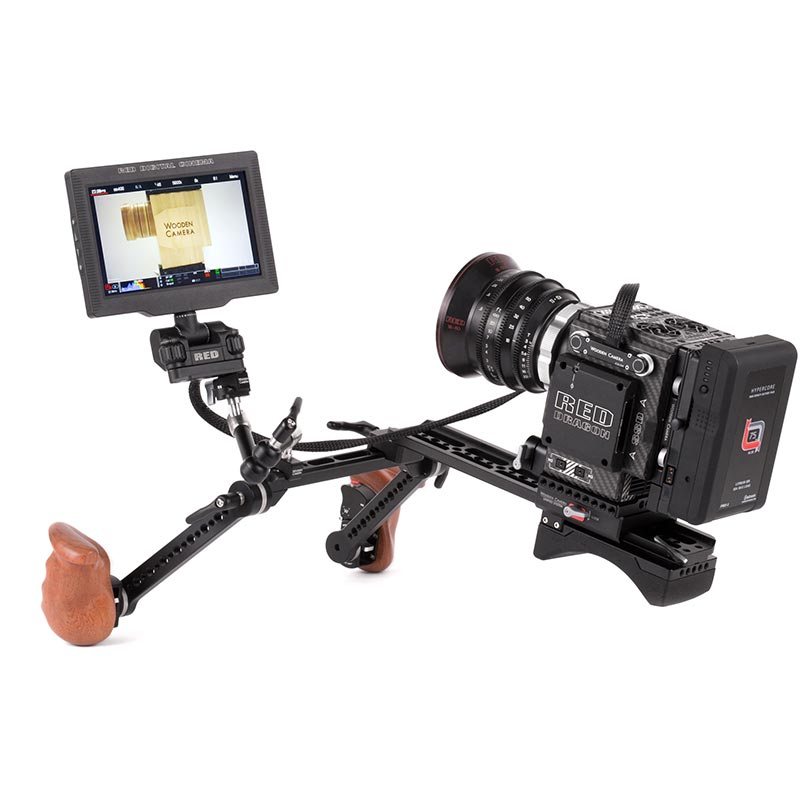 Wooden Camera RED Male Pogo to Female Pogo LCD | EVF Cable (24