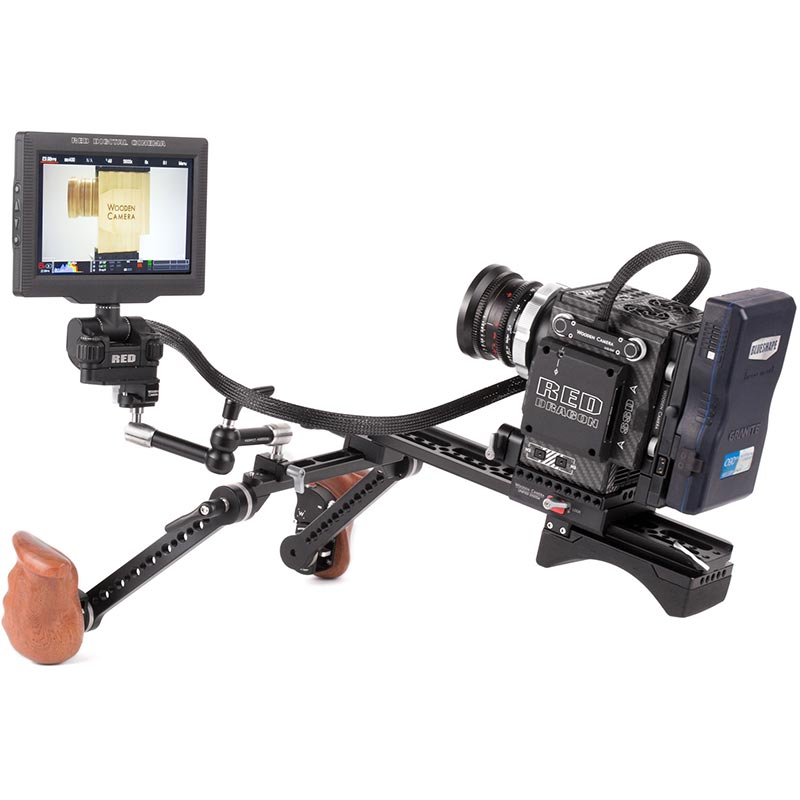 Wooden Camera RED Male Pogo to Female Pogo LCD | EVF Cable (36