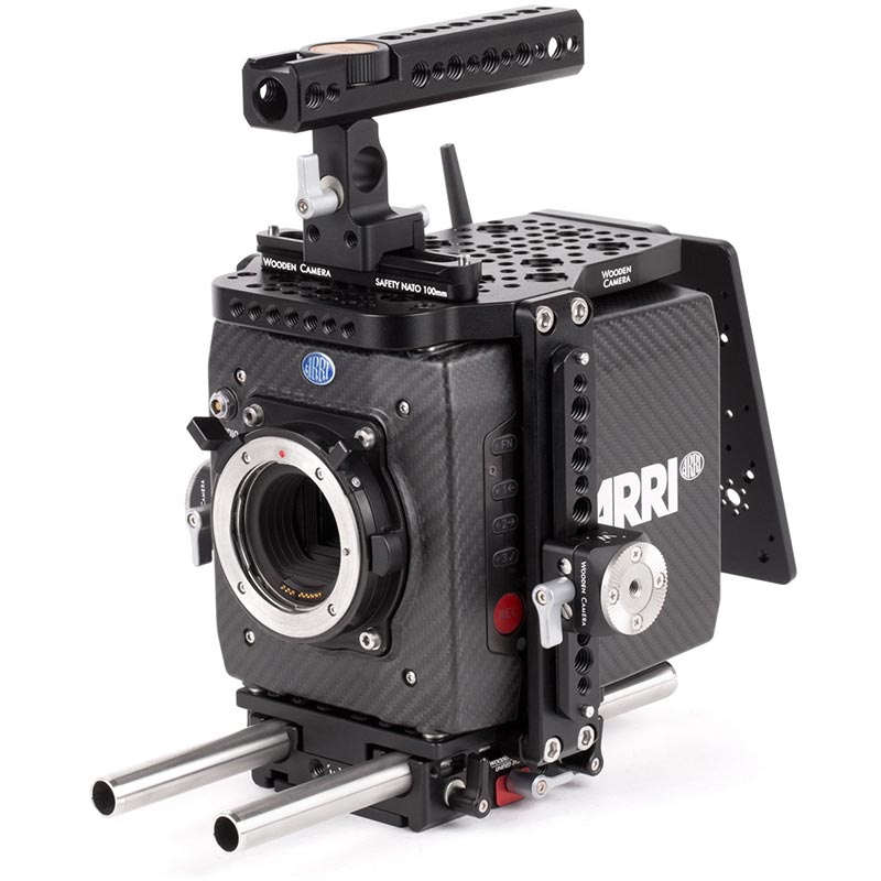 Wooden Camera Unified Baseplate (Alexa Mini / LF)