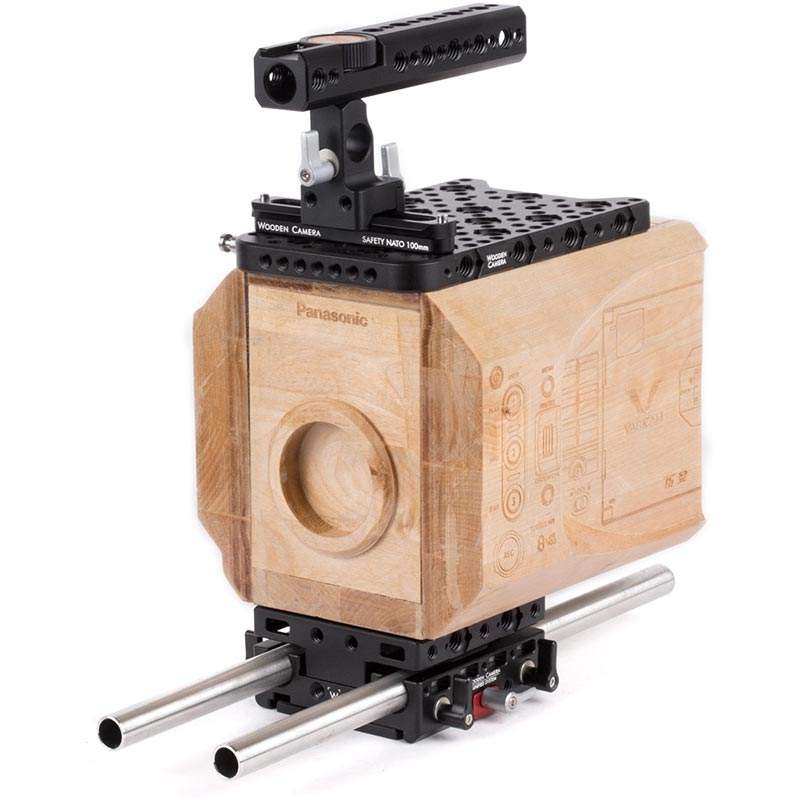 Wooden Camera Unified Baseplate (Sony FS5, Panasonic EVA-1, VariCam LT, VariCam 35)