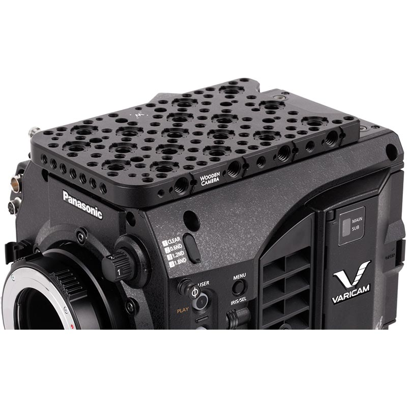 Wooden Camera Top Plate (VariCam LT)