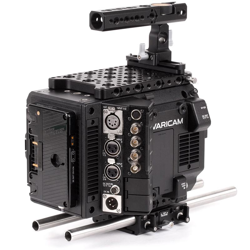 Wooden Camera Panasonic VariCam LT Unified Accessory Kit (Base)