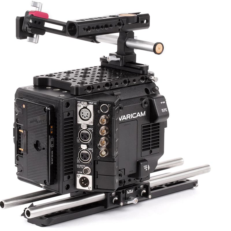 Wooden Camera Panasonic VariCam LT Unified Accessory Kit (Pro)