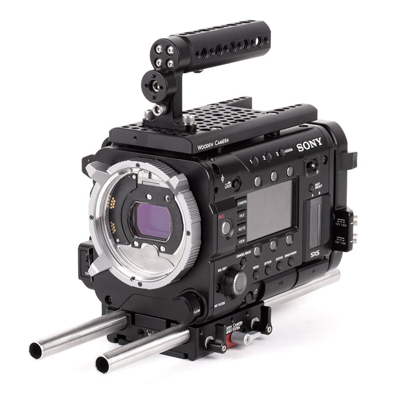 Wooden Camera Sony F55 | F5 Unified Accessory Kit (Base)